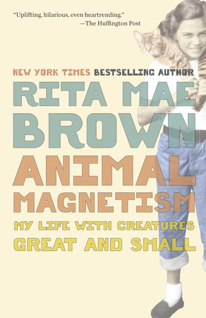 Animal Magnetism book cover