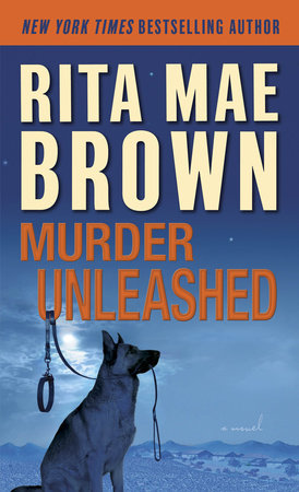 Murder Unleashed book cover