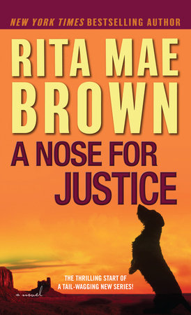 A Nose for Justice book cover
