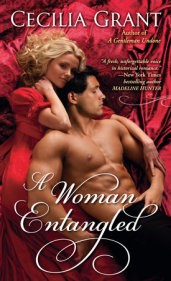 Saturday Sneak Peek!  Cecilia Grant's, A Woman Entangled