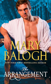 #NewRelease, don't miss THE ARRANGEMENT by Mary Balogh