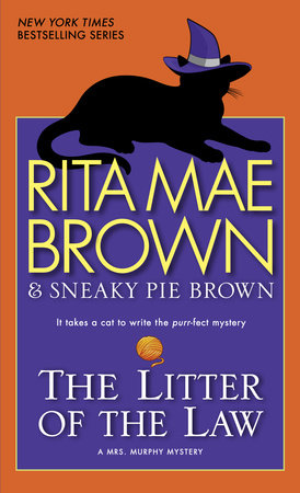 The Litter of the Law book cover