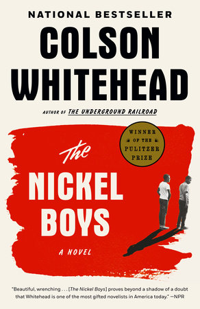 Cover image for The Nickel Boys