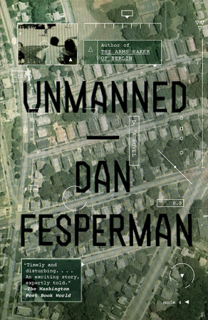 Cover image for Unmanned
