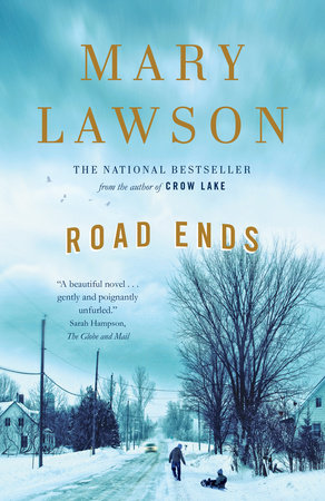 Road Ends book cover
