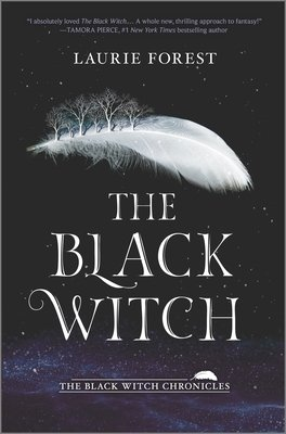 Cover of The Black Witch: An Epic Fantasy Novel