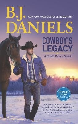 Cover of Cowboy's Legacy: An Anthology