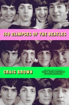Cover of 150 Glimpses of the Beatles