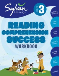 Book cover for 3rd Grade Reading Comprehension Success Workbook
