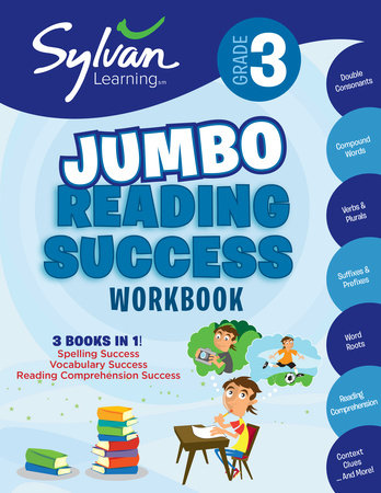 3rd Grade Jumbo Reading Success Workbook