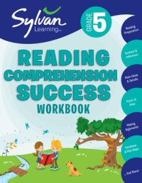 Book cover for 5th Grade Reading Comprehension Success Workbook