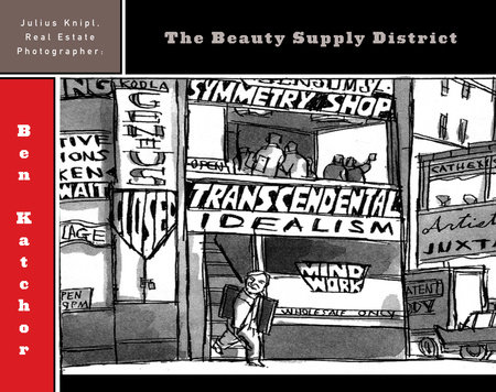 Julius Knipl, Real Estate Photographer: The Beauty Supply District