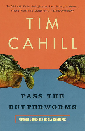 Pass the Butterworms