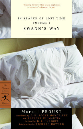In Search of Lost Time Volume I Swann's Way