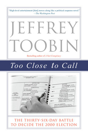 Too Close to Call book cover