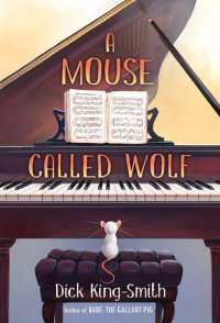 Book cover for A Mouse Called Wolf