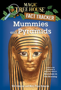 Book cover for Mummies and Pyramids