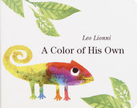 Cover of A Color of His Own cover