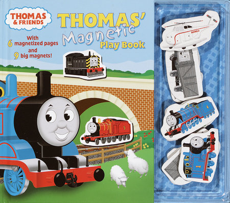 Thomas' Magnetic Playbook (Thomas & Friends)