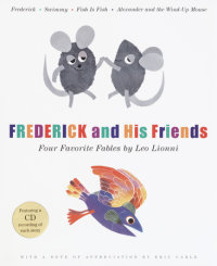Book cover for Frederick and His Friends