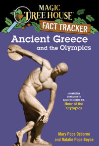 Book cover for Ancient Greece and the Olympics