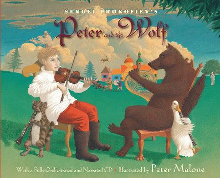 sergei prokofiev's peter and the wolfsergei prokofiev   penguin