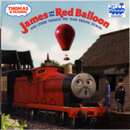 James and the Red Balloon
