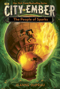 Book cover for The People of Sparks