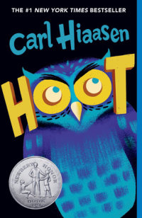 Cover of Hoot cover