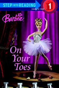 Book cover for Barbie: On Your Toes (Barbie)