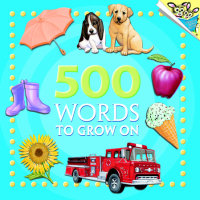 Book cover for 500 Words to Grow On