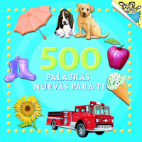Book cover for 500 palabras nuevas para ti (500 Words to Grow On Spanish Edition)