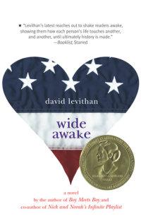 Book cover for Wide Awake
