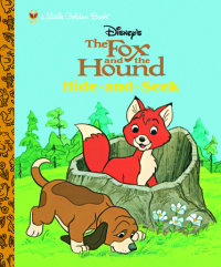 Book cover for The Fox and the Hound