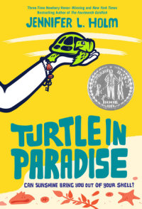 Book cover for Turtle in Paradise
