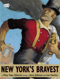 Book cover for New York\'s Bravest