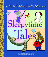 Book cover for Little Golden Book Collection: Sleeptime Tales