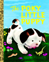 Cover of The Poky Little Puppy cover