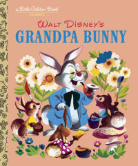 Book cover for Grandpa Bunny (Disney Classic)