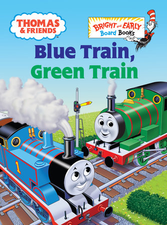 Thomas & Friends: Blue Train, Green Train (Thomas & Friends)