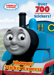 Thomas' Sticker Express
