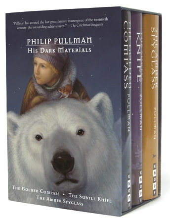 His Dark Materials 3-Book Hardcover Boxed Set