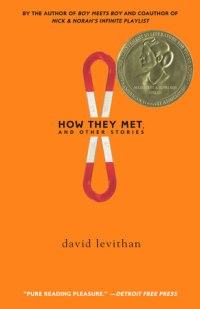 Book cover for How They Met and Other Stories