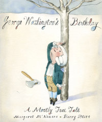 Book cover for George Washington\'s Birthday
