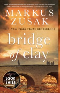 Book cover for Bridge of Clay