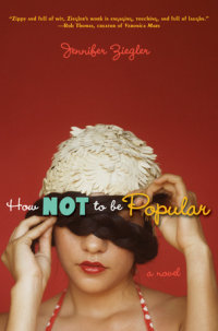Cover of How Not to Be Popular cover