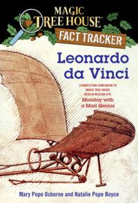 Book cover for Leonardo da Vinci