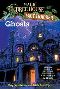 Book cover for Ghosts