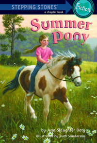Book cover for Summer Pony