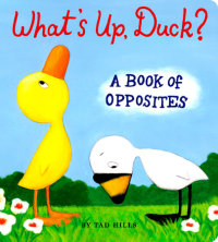 Cover of What\'s Up, Duck? cover